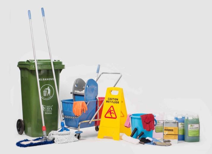 Jenis dan Fungsi Mesin Cleaning Service Yang Wajib Diketahui