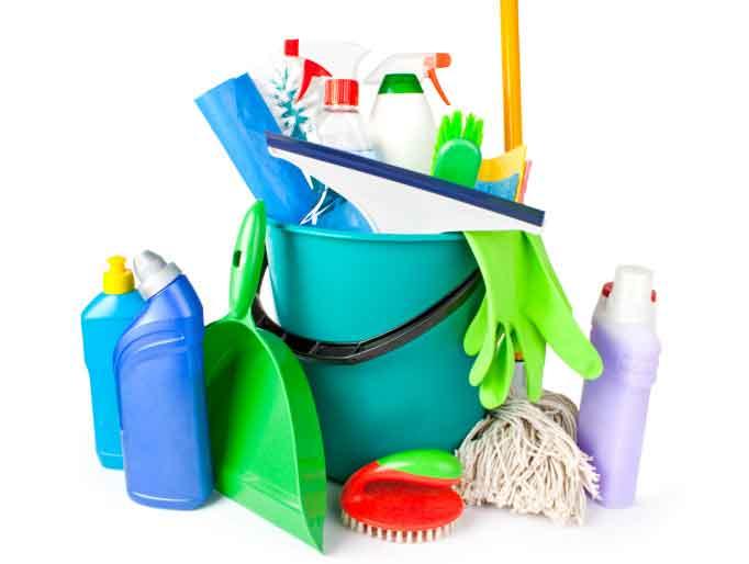 Alat Kebersihan dan Fungsi Masing-Masing