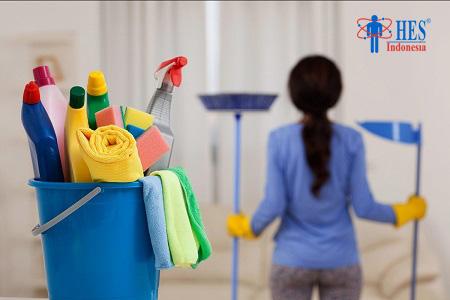 Tips Menyimpan Alat Kebersihan yang Tepat