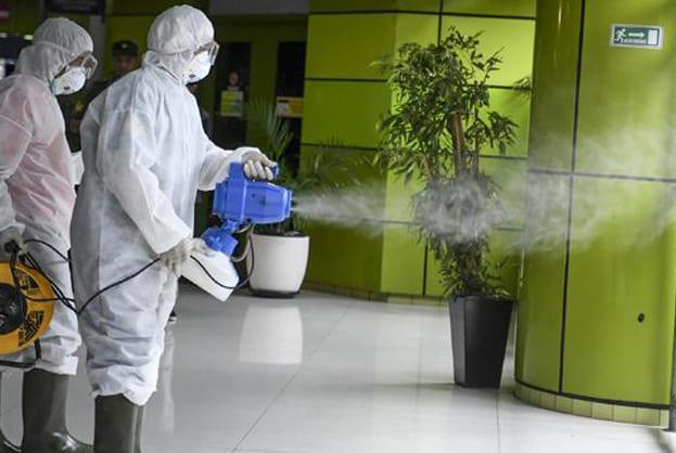 Jasa Disinfektan Virus Dan Bakteri Di Wilayah Jakarta