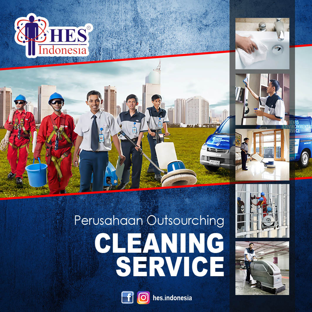 Jasa Outsourcing Cleaning Service|Jakarta|Tangerang