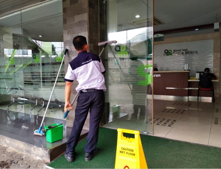 Tips Memilih Perusahaan Jasa Cleaning Service Terbaik