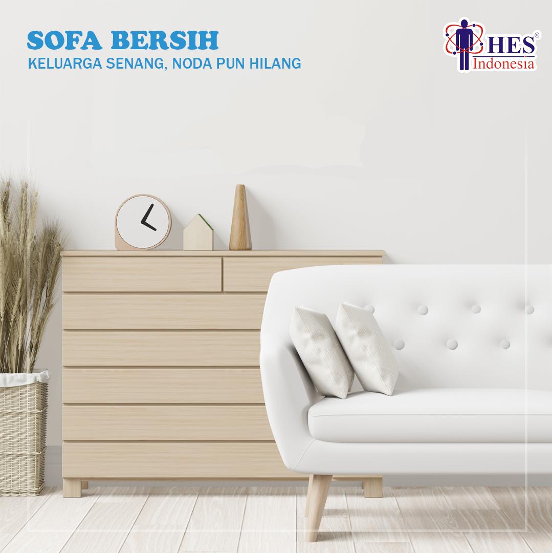 Jasa Kebersihan Sofa