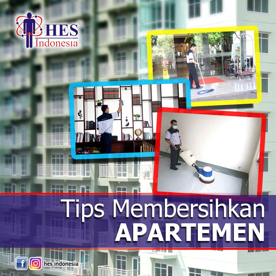Tips Membersihan Apartemen Dengan Secara Benar Dan Profesional