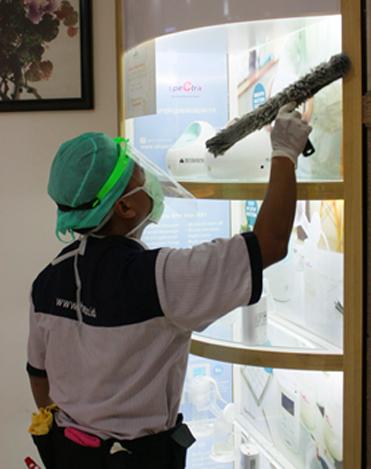 Jasa Cleaning Service Terbaik di Jakarta