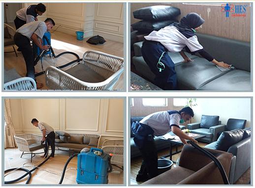 Pentingnya Melakukan Cuci Sofa