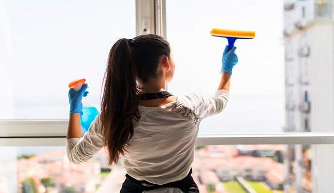 Tips Bersihkan Rumah Saat Puasa