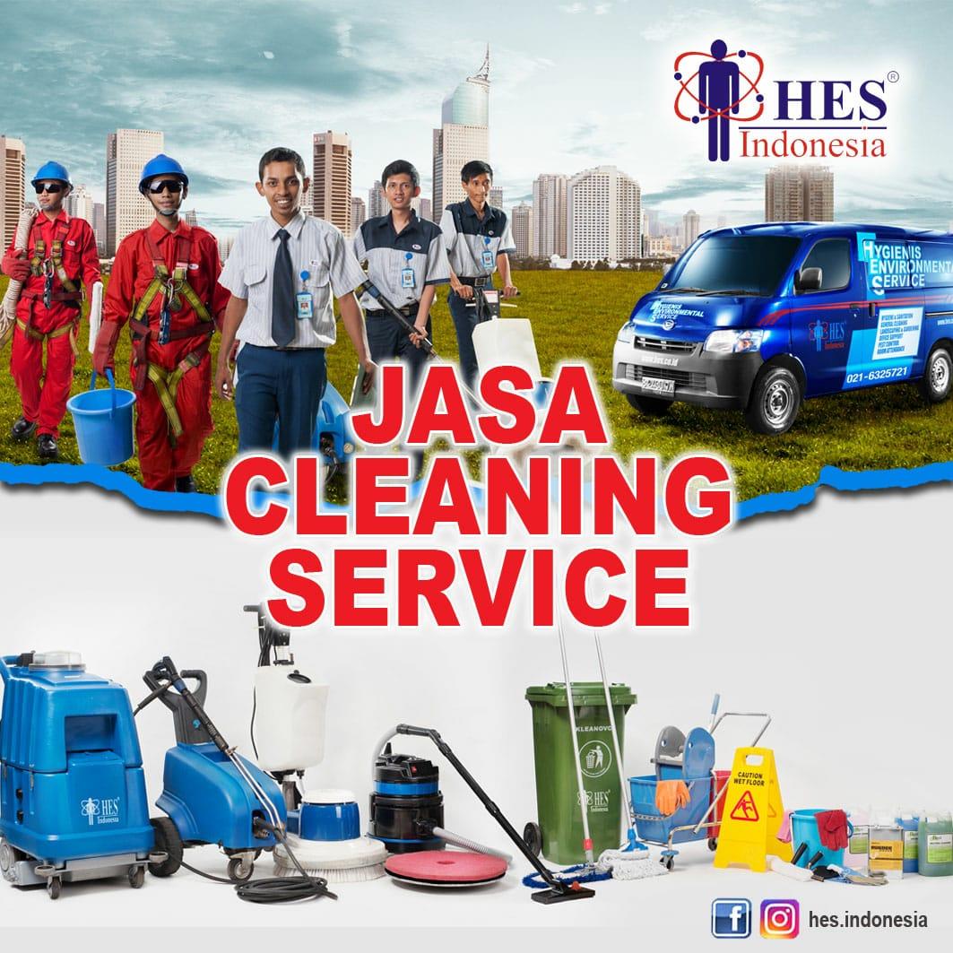 Jasa Cleaning Service Terbaik Masa Kini