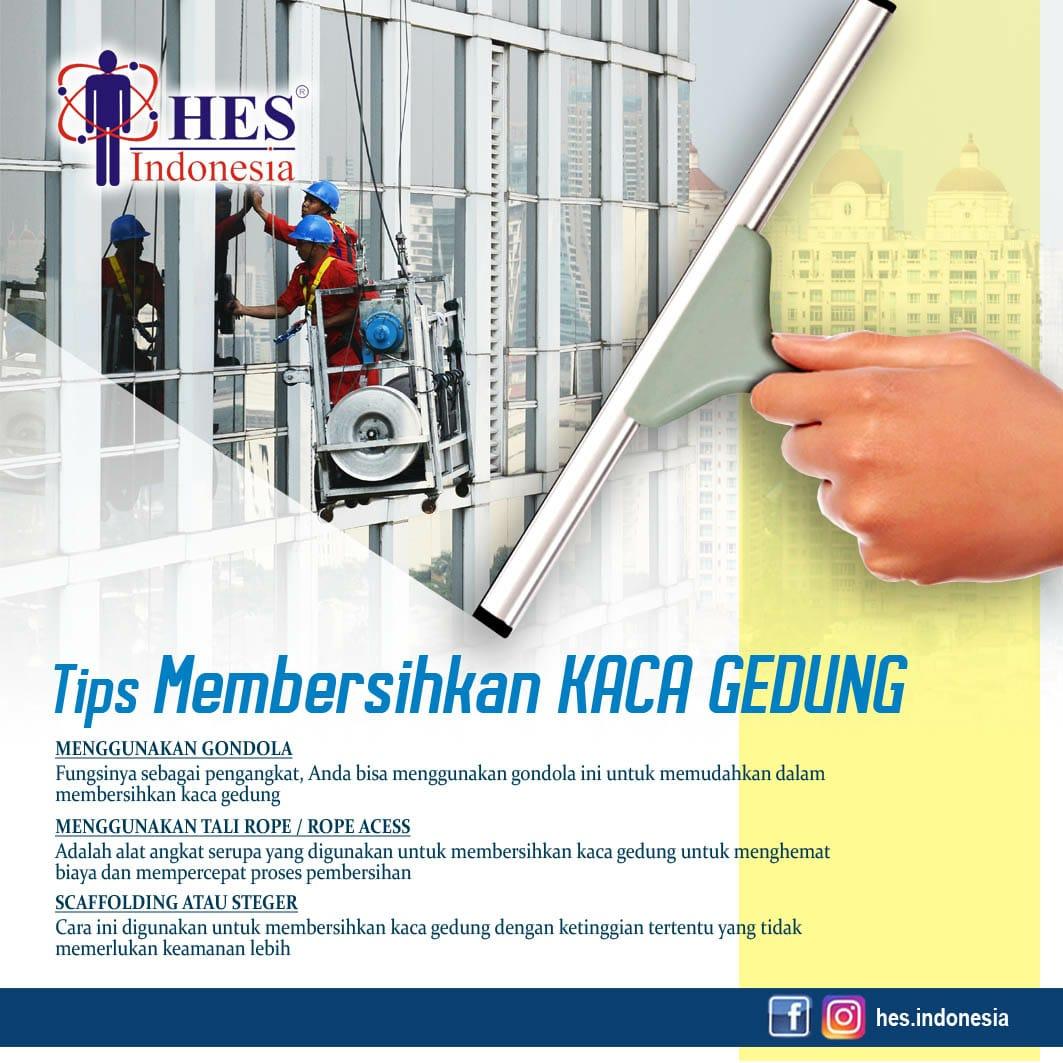 Tips Membersihkan Kaca Gedung|Pembersih Kaca Gedung